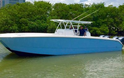 Invincible Announces New Catamaran